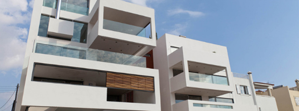Apartments in Athens, Attica, Chalkidiki and other regions of Greece